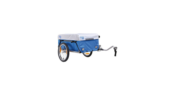 XLC Carry Van Cykelanhænger blå/hvid